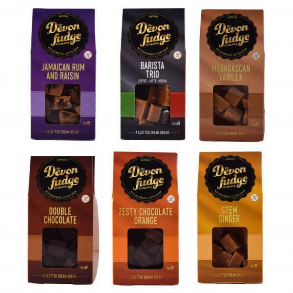 Win the Full Monty Fudge Selection