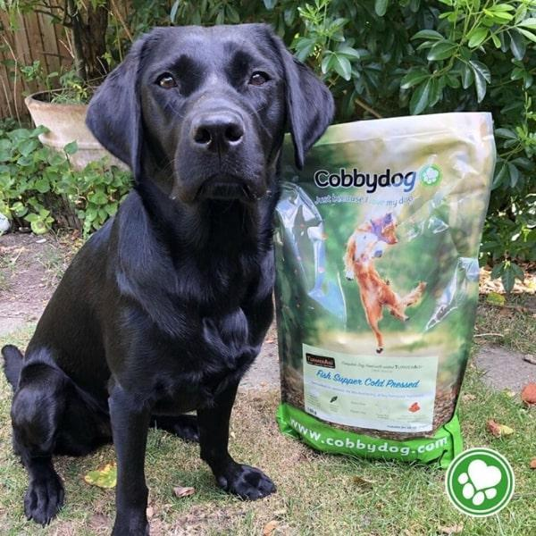 Win Cobbydog Fish Cold Pressed Food