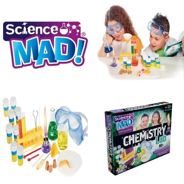 Win a Science Mad Chemistry Lab