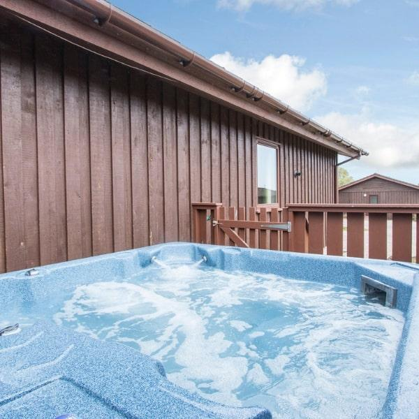Win a Luxury Hot Tub Break